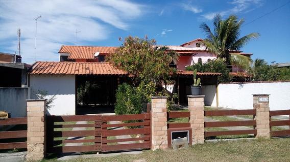 Casa 3 Suítes Em Condomínio Praia Seca Araruama