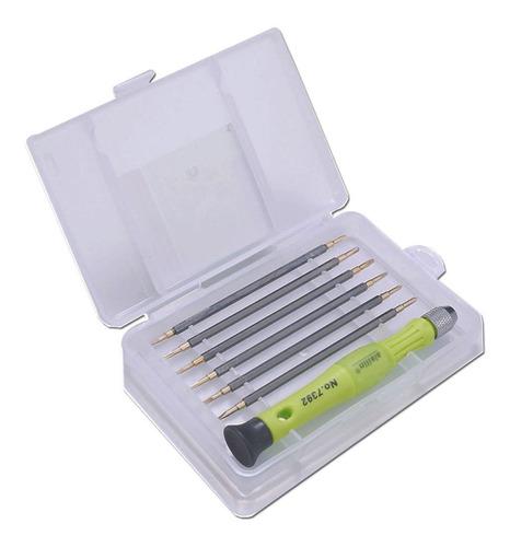 Set Kit Destornillador 7 En 1 Pc Mac Telefono
