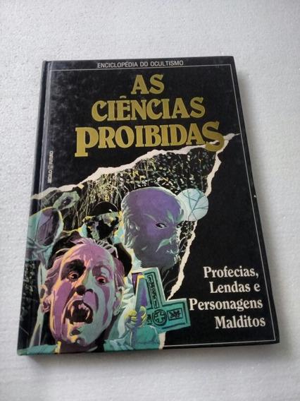 Livro As Ciências Proibidas Profecias Lendas Livreto