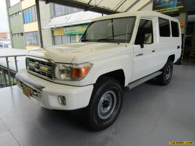 Toyota Land Cruiser Jrg78 Mt 4000cc V6
