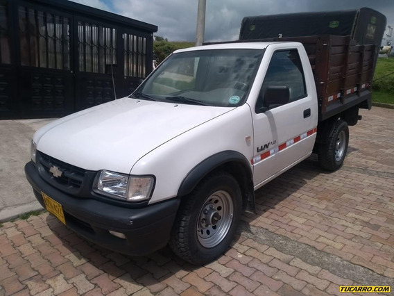 Chevrolet Luv Mt 2200cc Estacas