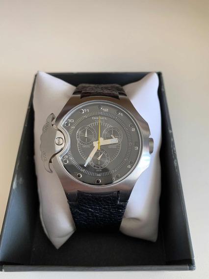 Relógio Diesel Dz4131 Masculino Cronógrafo Quartz Original