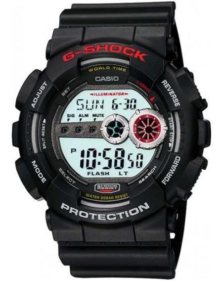 Relógio Casio Masculino Gd-100-1adr C/ Garantia E Nf