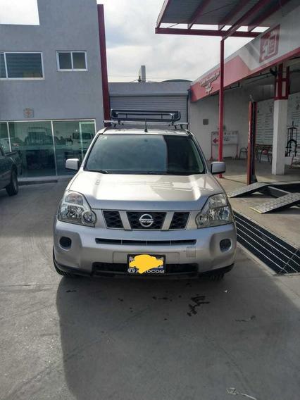 Nissan X-trail 2.5 Le Comfort Cvt Mt 2008