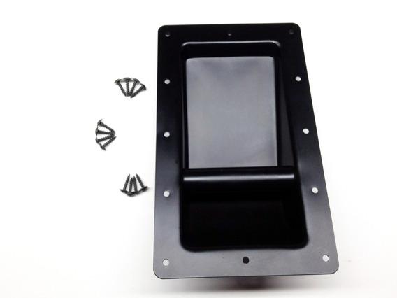 Alça De Ferro Para Caixa De Som Kit 4 Peças