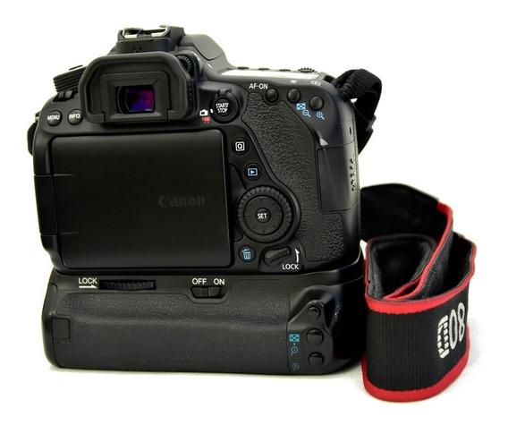 Canon 80d Corpo Sem O Grip (7k Clikes )