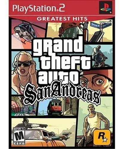 Grand Theft Auto San Andreas - Playstation 2 Path