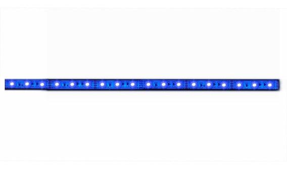 Fita Led 30cm Para Gabinete - Azul
