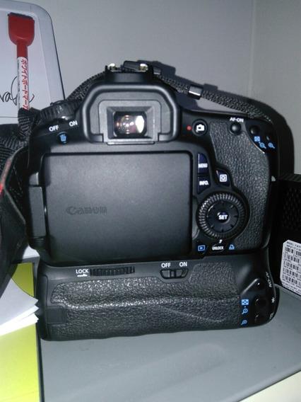 Canon 60d - 15.000 Clicks