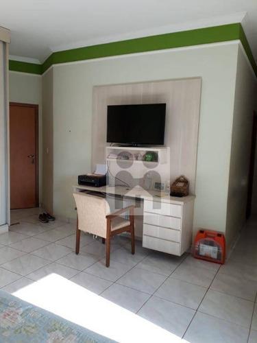 Imagem 1 de 30 de Casa Com 5 Dormitórios À Venda, 364 M² Por R$ 615.000,00 - Parque Dos Lagos - Ribeirão Preto/sp - Ca0866