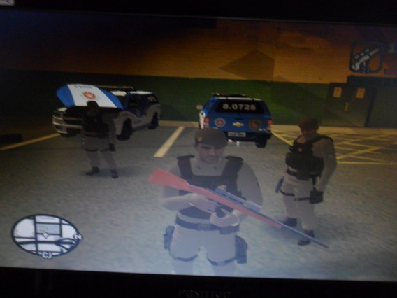 Gta Policia Pc - Bahia Pmba - Envio Imediato