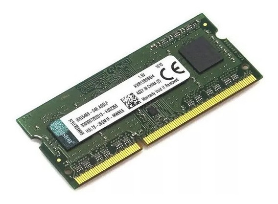 Memoria Smart 4gb Notebook Ddr3l Pc3l 1333s 1600mhz
