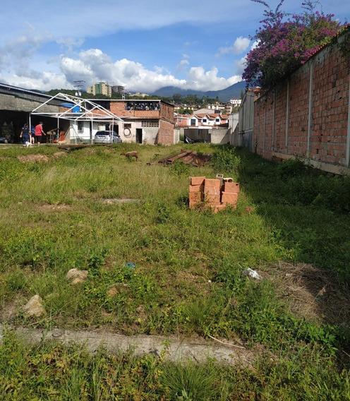 Terreno Totalmente Plano En San Cristobal