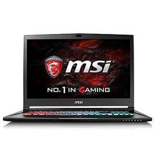 Xotic Msi Gs73vr De Stealth Pro 4k-223 Laptop De 17.3 Uhd E