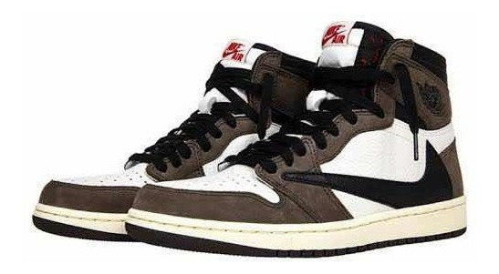 Jordan 1 High Travis Scott Cactus Jack