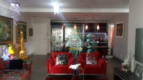 Apartamento Com 3 Dormitórios À Venda, 121 M² Por R$ 900.000 - Olímpico - São Caetano Do Sul/sp - Ap2872
