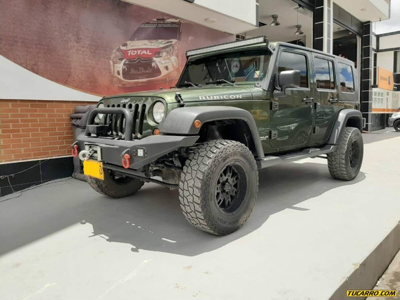 Jeep Rubicon Wrangler