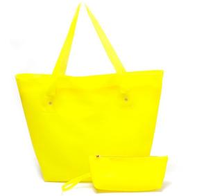 84061e9ae Bolsas Praia 2016 - Bolsas Femininas Amarelo com o Melhores Preços ...