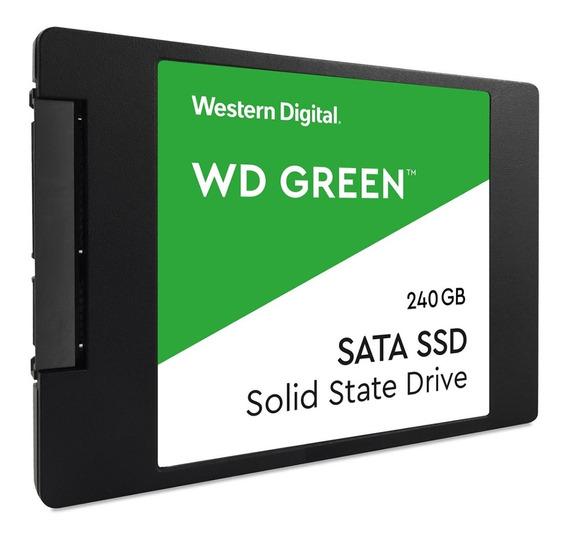 Ssd 240gb Western Digital Wg Green Notebook Pc Desktop