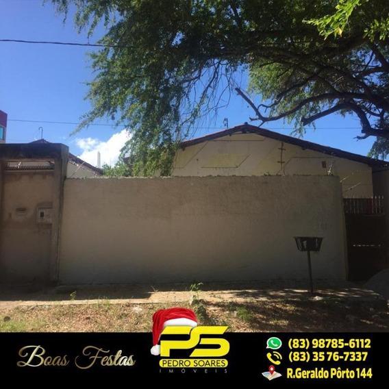 Casa Com 4 Dormitórios Para Alugar Por R$ 5.000/mês - Camboinha - Cabedelo/pb - Ca0372