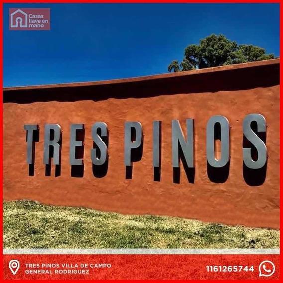 Lote En Barrio Tres Pinos
