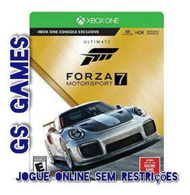 Forza Motorsport 7 Ultimate Joga Online Xbox\pc