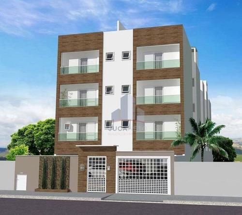 Cobertura Com 2 Dormitórios À Venda, 90 M² Por R$ 320.000,00 - Vila Nossa Senhora Das Vitórias - Mauá/sp - Co0047