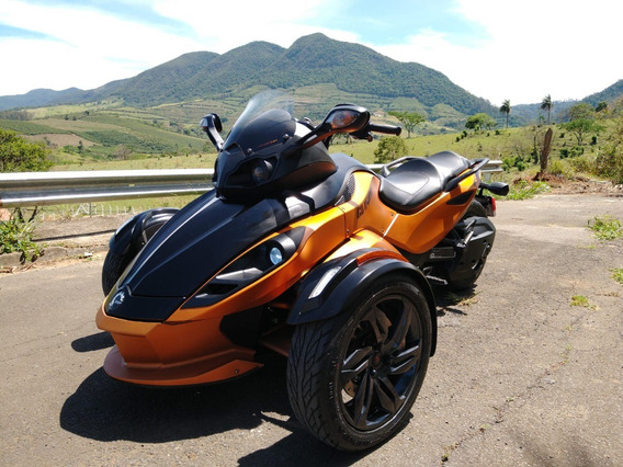 Brp Can-am Spyder Rss 990 2013 Laranja Novíssima!!!