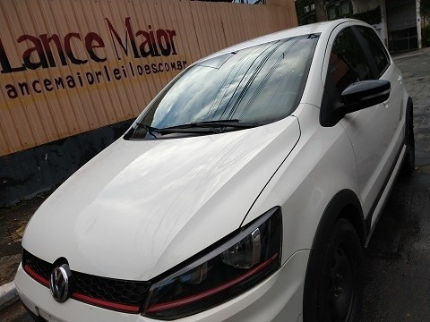 Vw Fox Pepper 1.6 Flex 2017