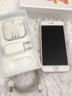Vendo iPhone 6s Plus - 64 Gb - Impecable- Liberado