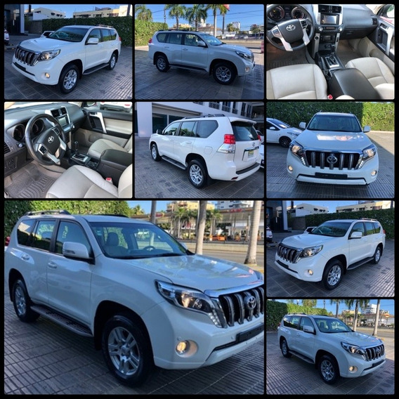 Toyota Land Cruiser Prado Con Kit 2015