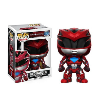 Funko Pop! Movies. Power Rangers- Red Ranger 400