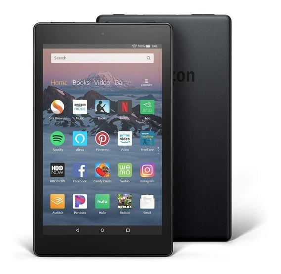 Tablet Kindle 8 Hd 16gb 1.5ram Wi-fi Dual Cam 8ª Gen