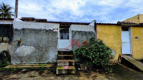 Imagem 1 de 17 de Casa Com 1 Quarto À Venda, 43 M² Por R$ 90.000 - Pacheco - São Gonçalo/rj - Ca0165