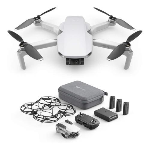 Mini Drone Dji Mavic Mini Fly More Combo Cámara 2.7k