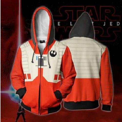 Casaco Star Wars Bb-8 R2-d2 Troopers Skywalker Darth Vader