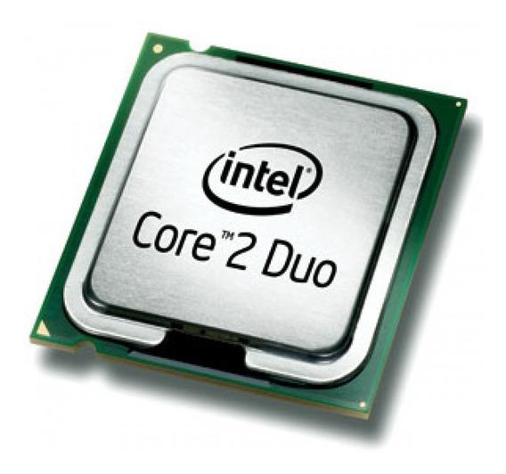Processador Intel Core2duo T6600 Notebook