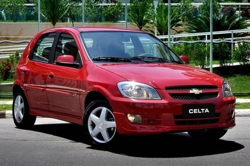 Chevrolet Celta 2014 1.0 Advantage Flex Power 5p