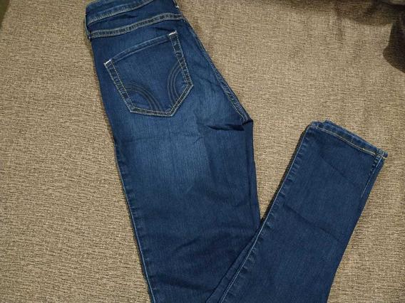 Pantalon De Mezclilla Para Dama Hollister Mercadolibre Com Mx