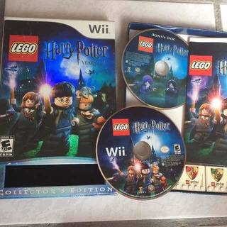 Lego Harry Potter Years 1-4 Collectors Edition Completo