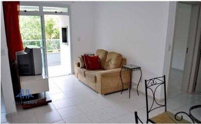 Apartamento No Itacorubi, Já Alugado, 1 Dormitório, Semimobiliado, Sac C/ Churr, Bem Privativo, 1 Vaga - Ap1793