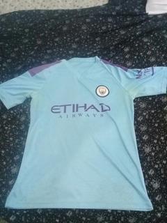 Camisa Manchester City (p) Original.