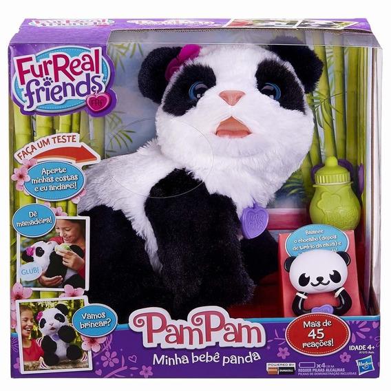 Bebe Panda Pam Pam Furreal Friends - Hasbro A7275
