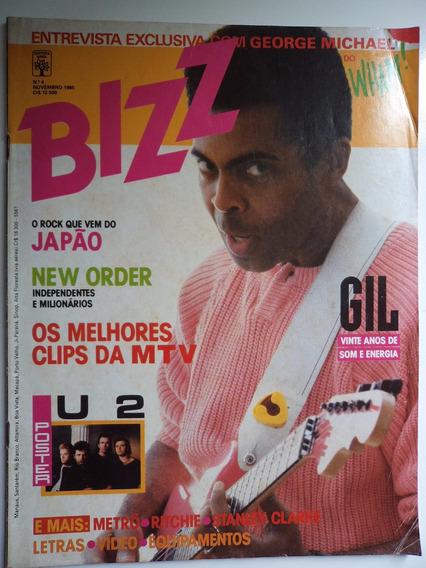 Revista Bizz N 4 - Novembro De 1985