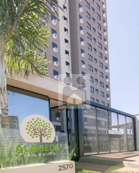 Apartamento Com 2 Dormitórios À Venda, 50 M² Por R$ 169.900 - Campos Elíseos - Ribeirão Preto/sp - Ap1107