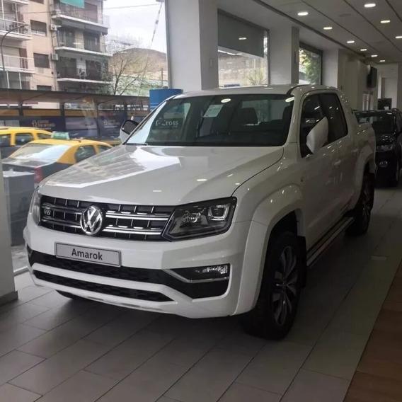Amarok Extreme V6 0km Nueva Financio Volkswagen 2020 Nueva