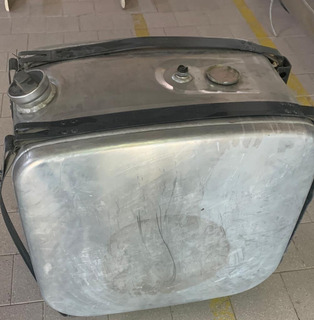 Tanque Combustible Scania 200l