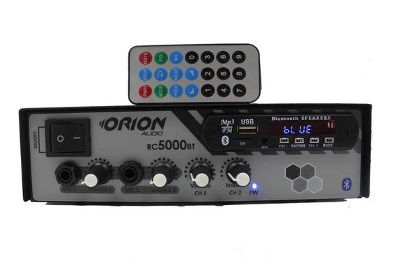 Som Ambiente Escritório Orion Rc5000 Bluetooth 300 Rms