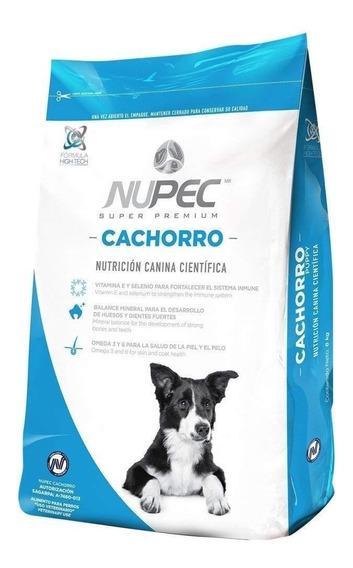 Nupec Cachorro 8 Kilos Original + Regalo