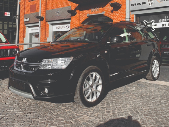 Dodge Journey 2.4 Sxt 2017 41.000km Color Negra